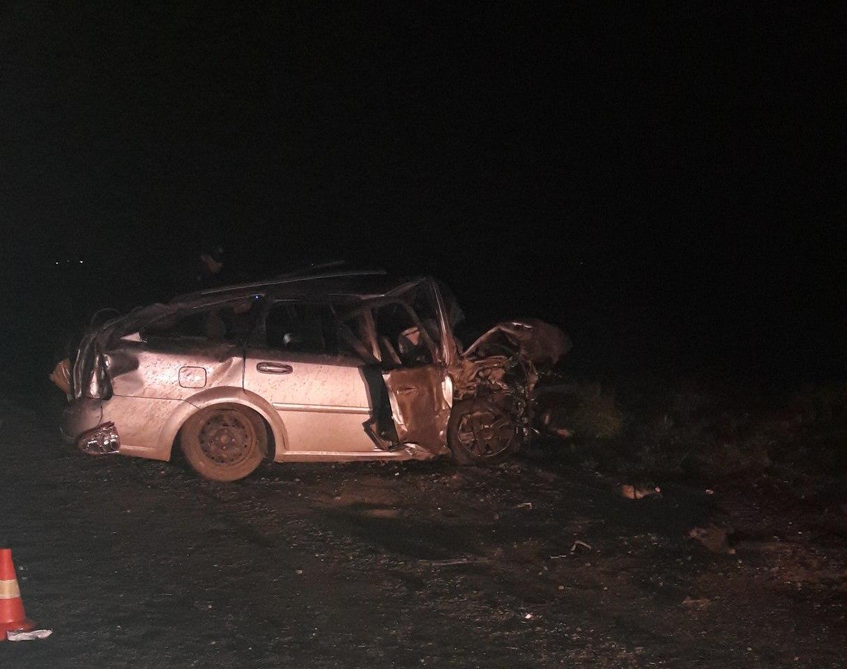 Один человек погиб и шестеро пострадали в ДТП в Сакском районе Крыма