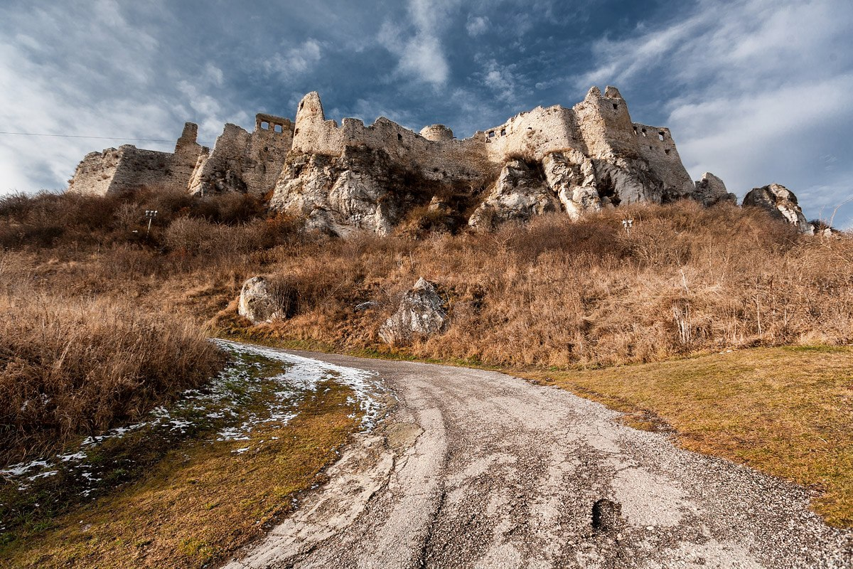 Замки Высоких Татр