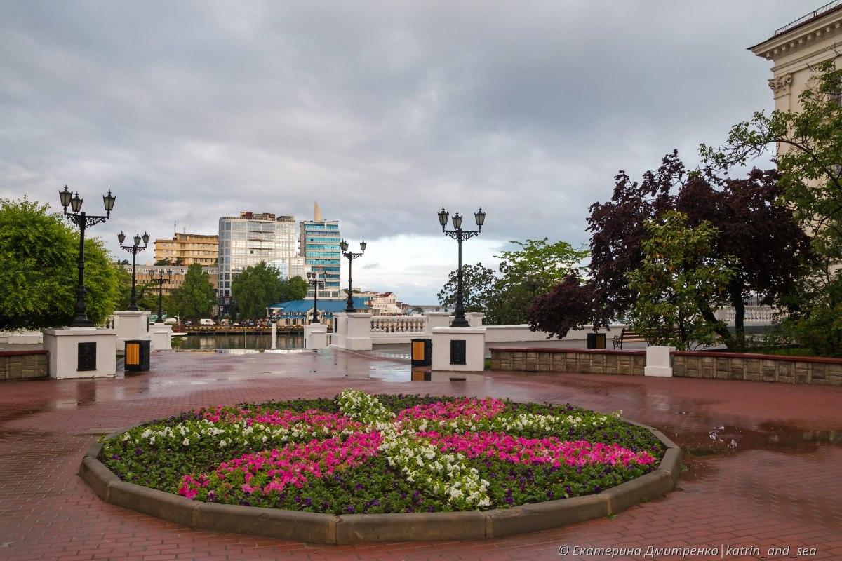 В пятницу в Крыму до 20 градусов тепла, дожди и грозы