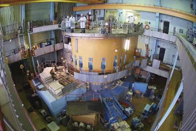 На обследование ядерного реактора в Севастополе выделили 45 миллионов