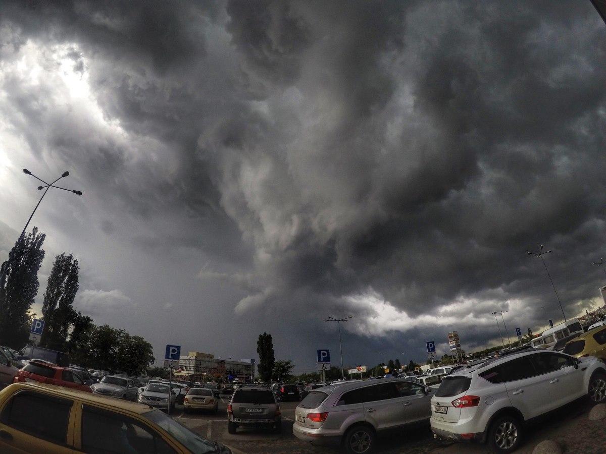 В среду в Крыму до 25 градусов тепла, дожди и грозы