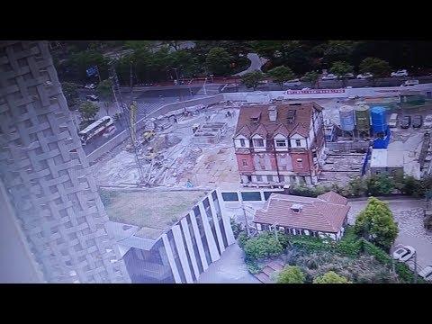 Китайцы передвинули историческое здание, чтобы освободить место