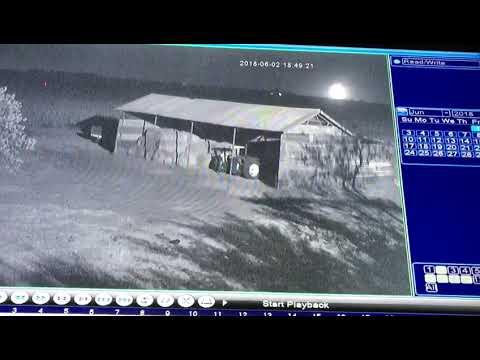 Астероид сгорел в атмосфере на Южной Африкой