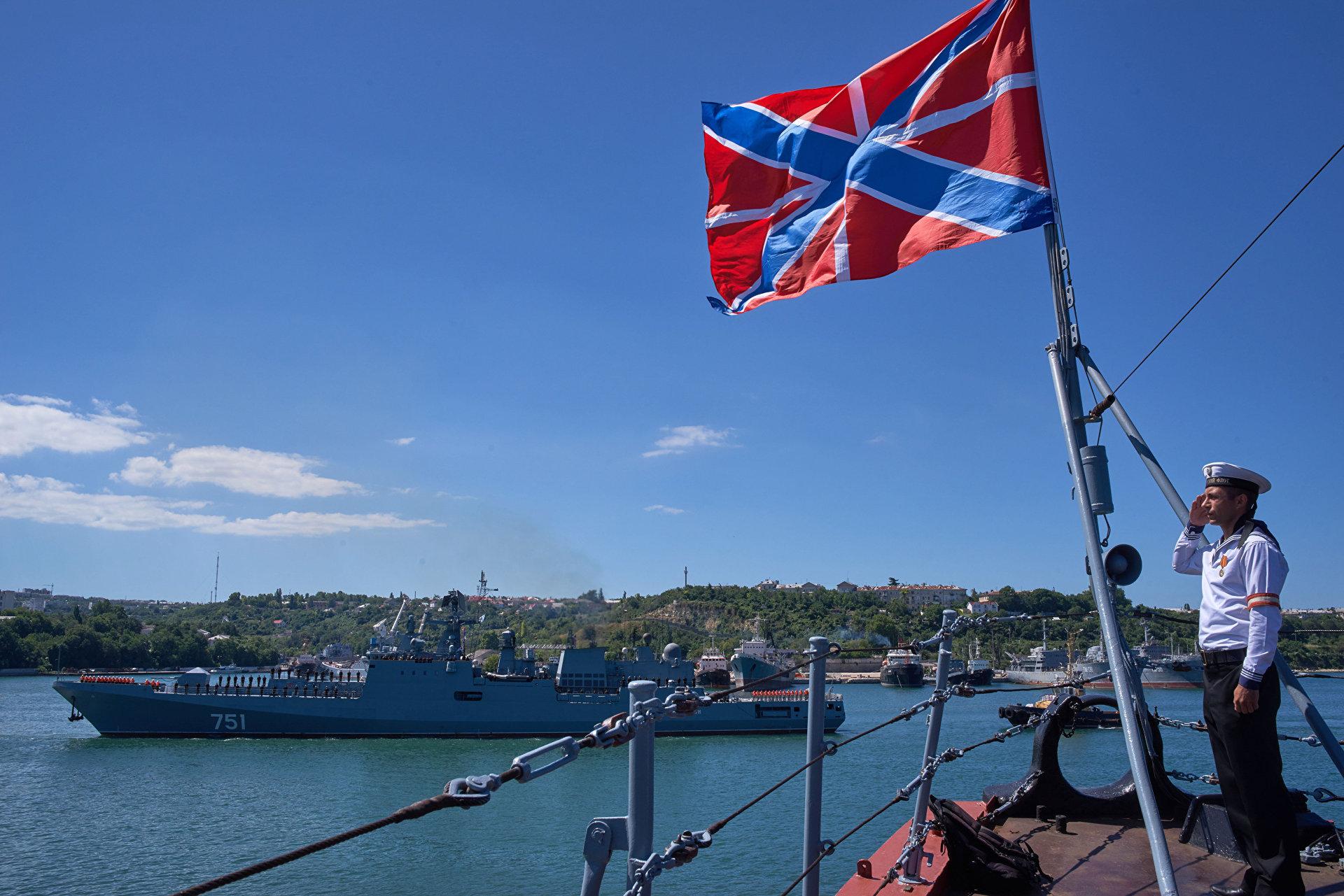 ЧФ уничтожит украинский флот еще на базах – малыми силами и не отвлекаясь от повседневных задач