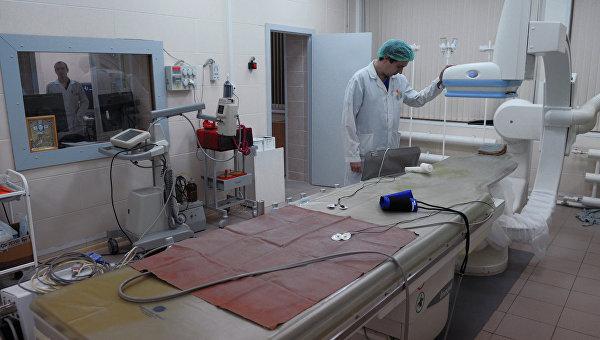 Работа кипит: строительство медцентра под Симферополем идет по графику