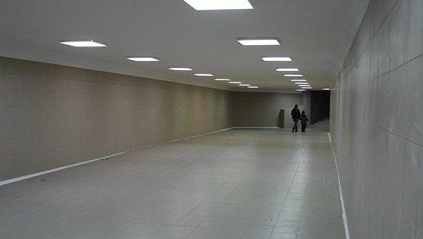 В Симферополе хотят построить новый подземный переход