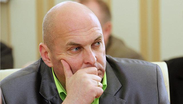 Путин уволил главу МВД Крыма