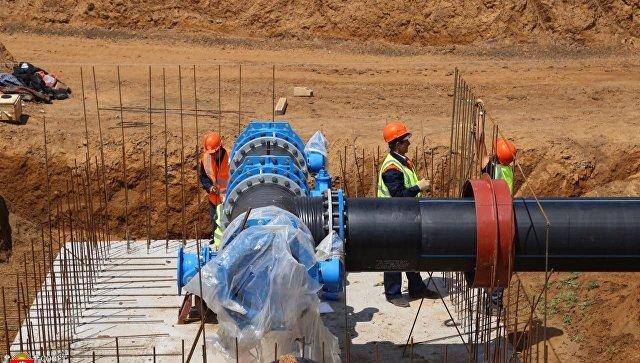 В Крым идет большая вода: проекты строительства водозаборов согласованы
