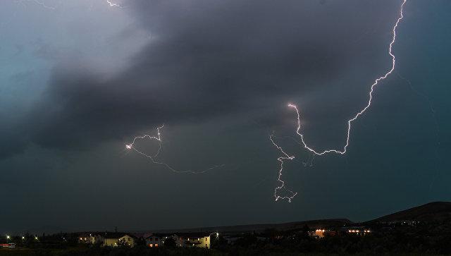 Готовьте зонтики: на Крым идет шторм