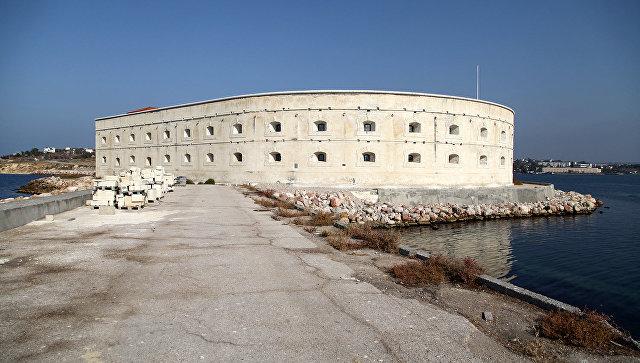 Минобороны передало Севастополю причал возле Константиновской батареи