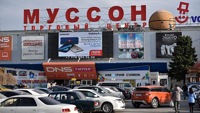 Севастопольский торговый центр «Муссон» со спорткомплексом может открыться через две недели