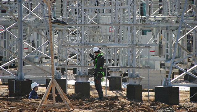 На Сакской ТЭЦ ведутся пусконаладочные работы – Ростех