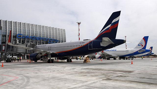 В июле аэропорт Симферополя будет обслуживать 30 тыс пассажиров в сутки