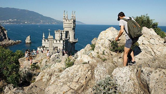 Крым планирует заработать на курортном сборе в первый год 40 млн рублей