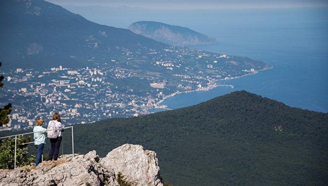 Журналистов Bloomberg пригласили в Крым убедиться, чей это полуостров