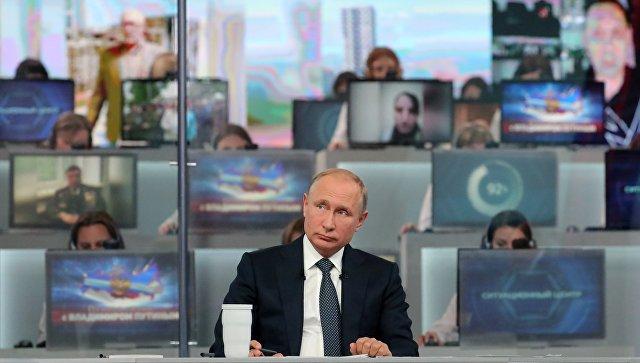 """Губернатор Севастополя отреагировал на поручение Путина в ходе """"прямой линии"""""""