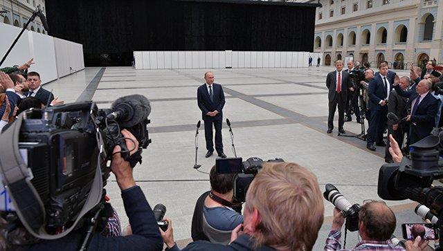 Разговор со страной: что говорил президент о Крыме