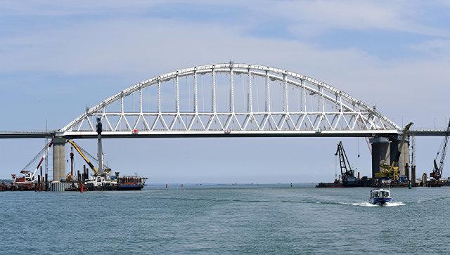 Судьбы строителей: москвичам покажут документальный фильм о Крымском мосте