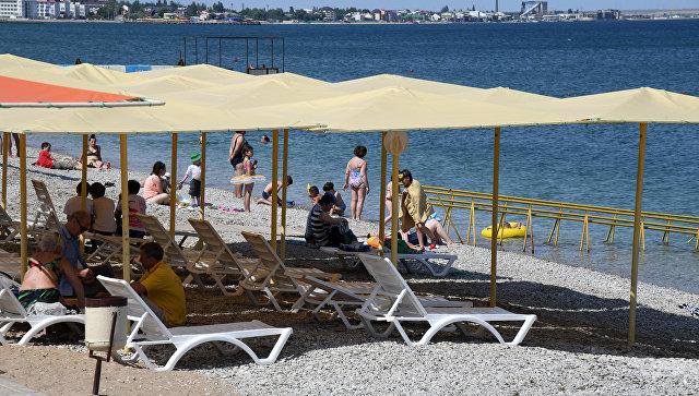 В администрации Феодосии рассказали, где не стоит купаться