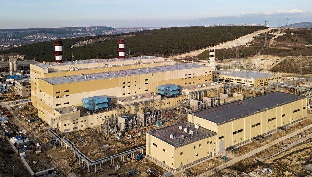 На новых крымских ТЭС завершается пусконаладка