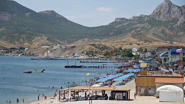 Все на пляж: о количестве и качестве прибрежных мест отдыха в Крыму