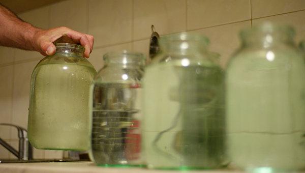 На сутки без воды: жителям Керчи рекомендуют сделать запас