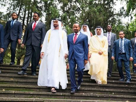 Абу-Даби выделяет помощь развитию Эфиопии 11 млрд Dh.
