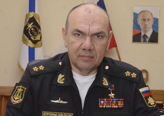 Назначен командующий Черноморским флотом