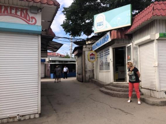Предприниматели Севастопольского рынка «Чайка» написали петицию президенту