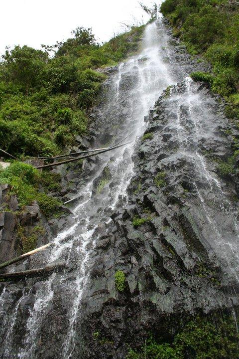 Эквадорская Швейцария - город Баньос
