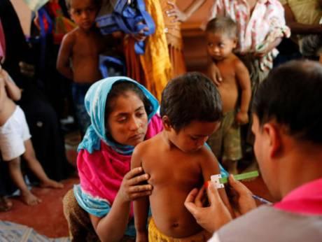 Корпорация Sharjah Media пожертвовала 3 млн Dh для больницы беженцев в Рохинья