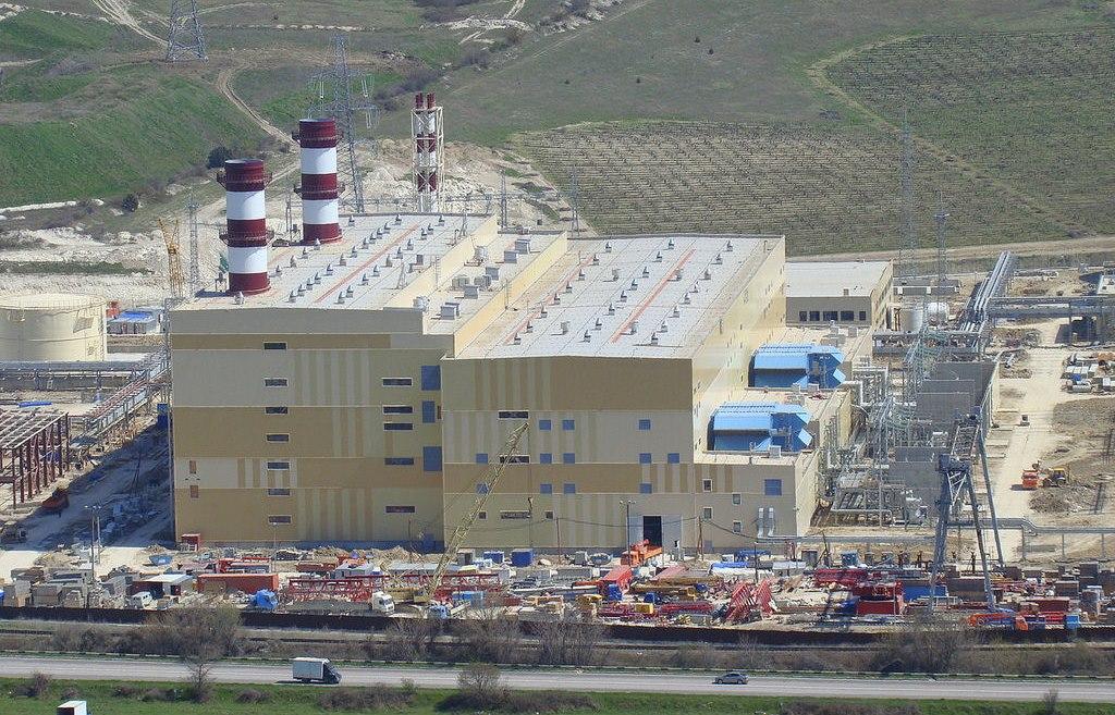 Строительство новых ТЭС в Крыму завершено