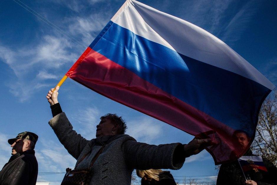 В Крыму собираются разработать концепцию Русского мира и спасти жителей Донбасса