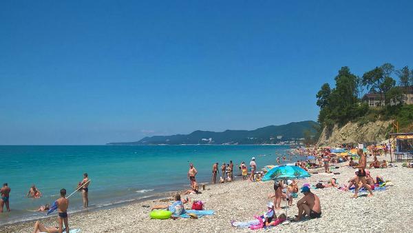 В МЧС считают, что в СКФО нужно увеличить число официальных пляжей