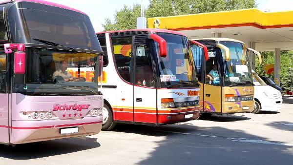 Вступили в силу ограничения на въезд автобусов в города ЧМ-2018
