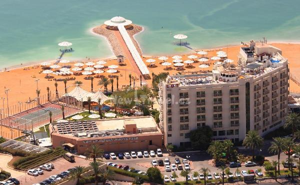 Треть туристов на курортах Мертвого моря и Эйлата – из России