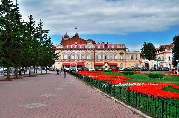 Мероприятия событийного туризма позволили Томску увеличить поток туристов за год на 15%
