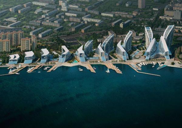 В Новороссийске на набережной обустроят кластер делового туризма
