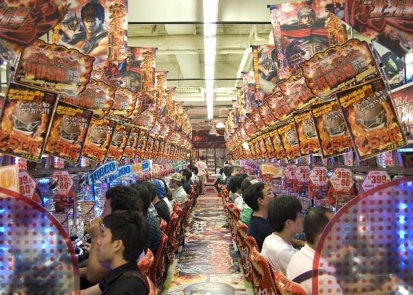 В Японии откроются казино-курорты