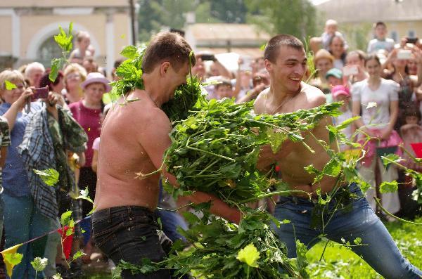 Крапивные бои и блюда из крапивы предложат гостям фестиваля в Тульской области