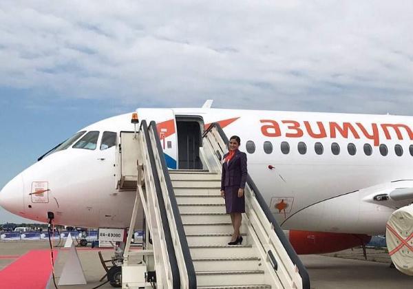 Авиакомпания «Азимут» открыла перелеты из аэропорта Симферополя