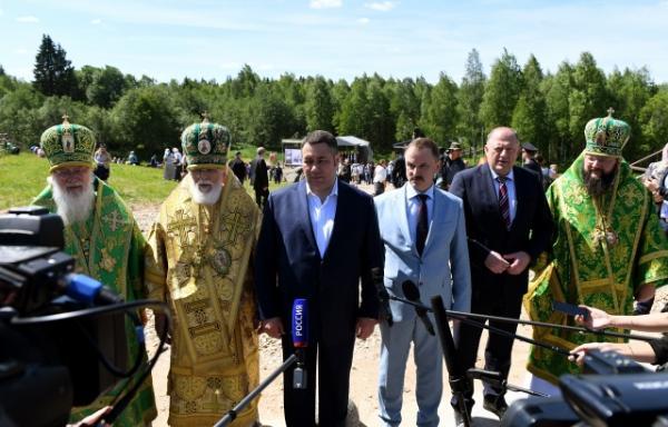 Руденя: Волжский крестный ход даёт новые возможности для туризма