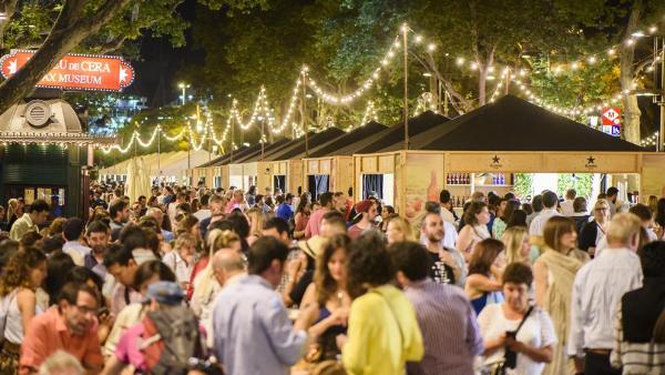 С 7 по 10 июня на барселонской Рамбле пройдет пятый кулинарный фестиваль Tast