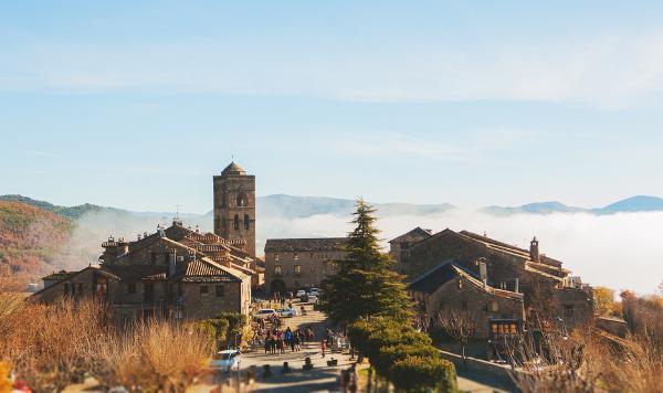 Новой столицей сельского туризма в Испании стал город Аинса-Собрарбе