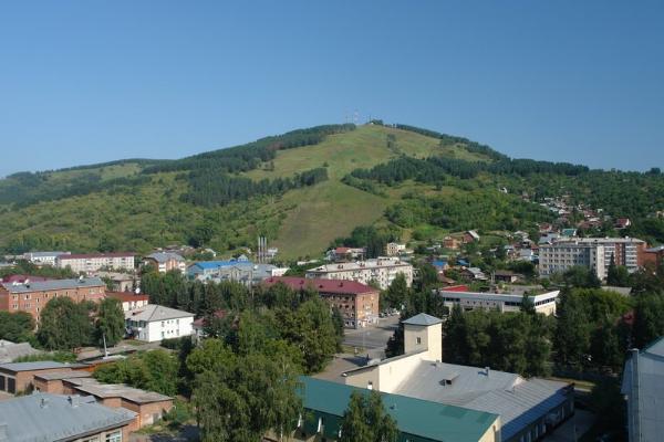 Панорамный парк создадут в Горно-Алтайске