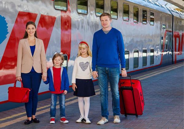 Летом ОАО «РЖД» назначит более 600 дополнительных рейсов поездов дальнего следования