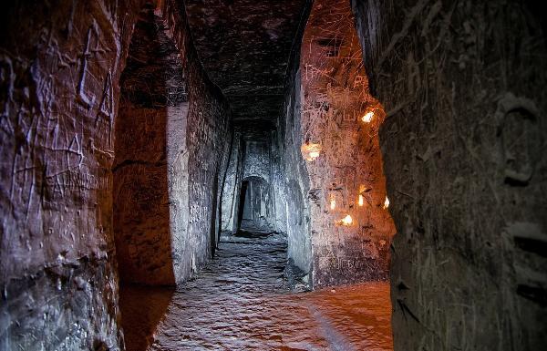 К 2020 году под Воронежем благоустроят гору с пещерным монастырем XIV века
