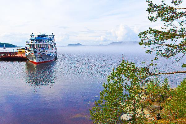 Речной круиз на Соловецкие острова