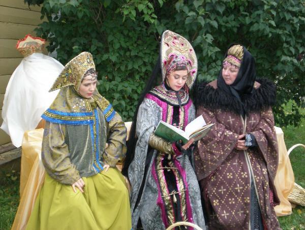 Первый фестиваль сказок Пушкина пройдет в нижегородском Большом Болдине
