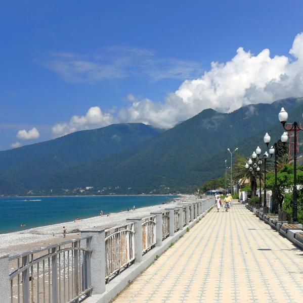 В Абхазии ждут летом более 800 тысяч туристов